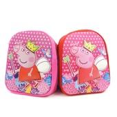 Рюкзак Свинка Пеппа 3D объемное изображение Peppa Pig