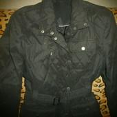 Стёганная куртка H&M.Р.36-38.