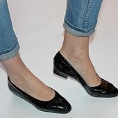 Туфли, 37 р., Италия, кожа полная оригинал