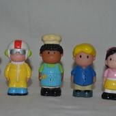 Фирменные фигурки человечки Happy land от ELC mothercare мазекеа