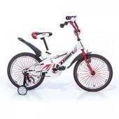 Велосипед Азимут Кроссер 16 18  20 двухколёсный azimut grosser