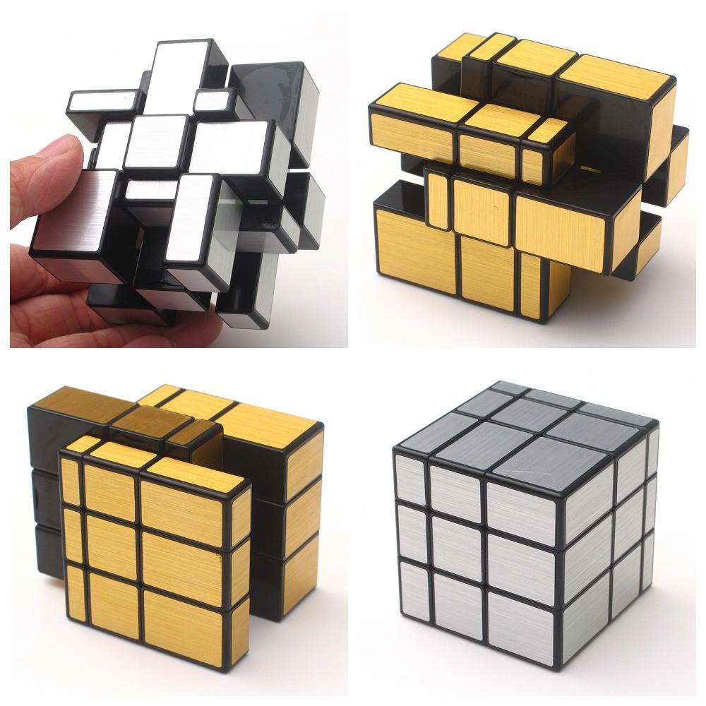 Кубик рубика зеркальный фото №1
