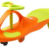 Новинка! Smart Car Смарт кар Бибикар с полиуретановыми колесами, разные цвета