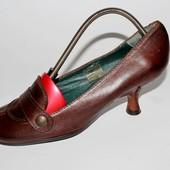 Туфли 37,5 р., Hobby sport, Испания, кожа полная оригинал