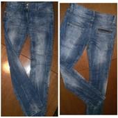 Модные джинсы George р.8 наш С