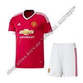 Футбольная форма Манчестер Юнайтед 201516 Adidas домашняя 1699
