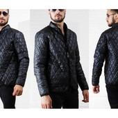 """Куртка """"Ромбик """" мужская.Размеры : 46,48,50,52 (2с"""