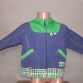 Куртка-ветровка детская р.86.