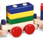 Поезд из кубиков, Melissa&doug Артикул: MD572