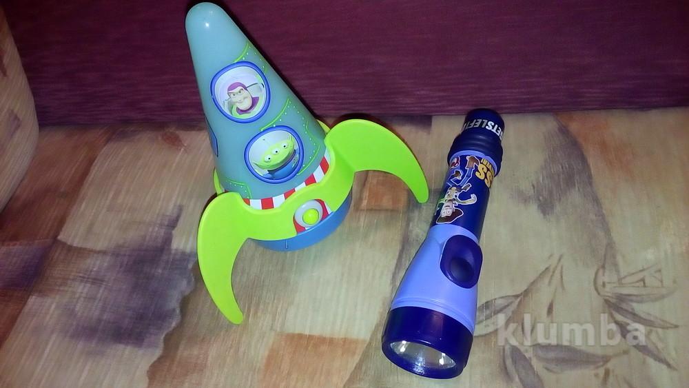 Фонарик история игрушек фото №1