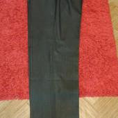 Классические серые брюки на крупного мужчину
