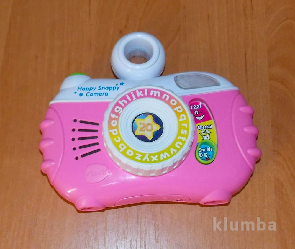 Интерактивный фотоаппарат happy snappy camera для девочки фото №1