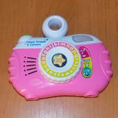 Интерактивный фотоаппарат Happy Snappy Camera для девочки