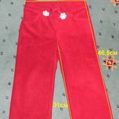 флісові штани 18-24міс,на яву бордові,стан на 5,ціна 35грн