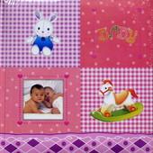 Детский магнитный комбинированный альбом в подарочной коробке 31,5х32,5 см, 301-002-02