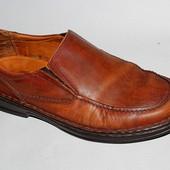 Туфли 41 р Gallus, Германия кожа полностью, оригинал