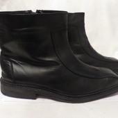 Ботинки.Original newport Кожа 41.5 размер