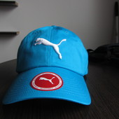 Кепка Puma Ess Cap atomic blue Оригинал