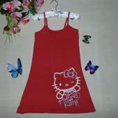 Сарафан Hello Kitty 8лет(128см)Мега выбор обуви и одежды!
