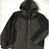 Куртка демисезонная мужская от торговой спортивной марки WHS, р-р 46-48