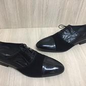 Туфли кожаные Стептер г.Львов
