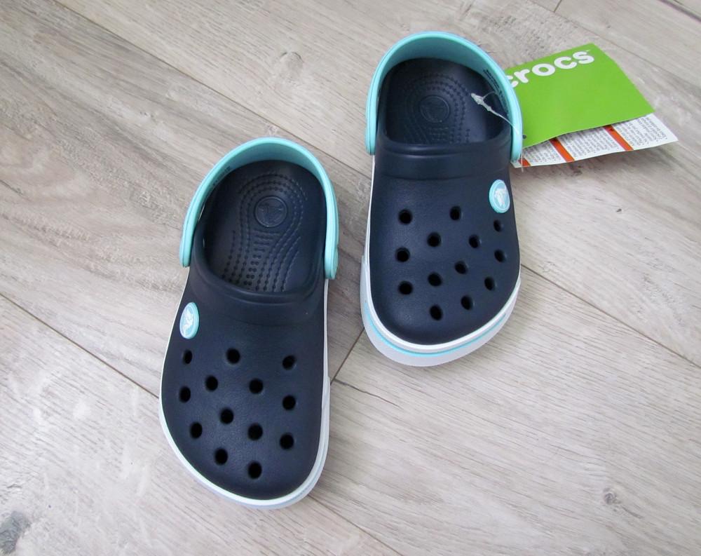 Crocs crocband ii.5 clog разные цвета и размеры фото №1