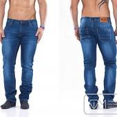 W1169 Красивые мужские джинсы 29-36 рр