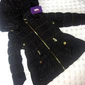 Новая куртка Zeplin демисезонная,р.80/12мес.