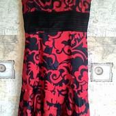Платье красное с черным(Иордания)нюансики