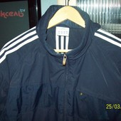 Зимняя куртка adidas размер ХL