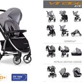 Детская коляска easyGo Virage Ecco 2 в 1