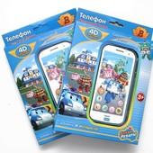 купить детский интерактивный телефон