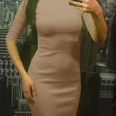 Платье - футляр длинна миди, 8 расцветок р. S- XL