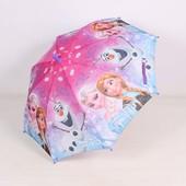 Зонтик Эльза холодное сердце разные X31