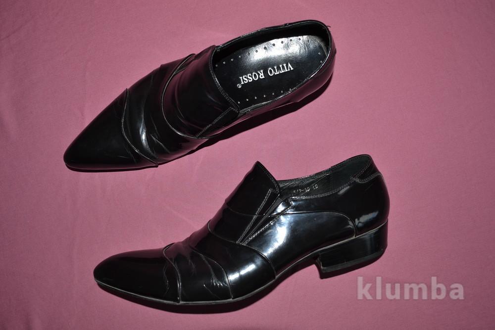 Лаковые туфли Vitto Rossi 40 фото №1