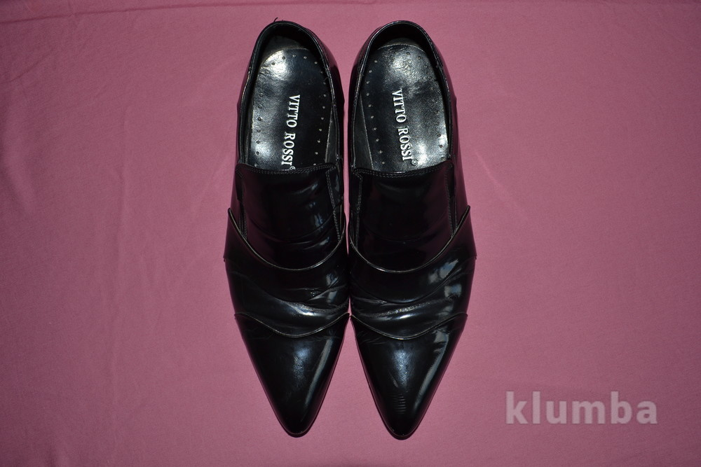Лаковые туфли Vitto Rossi 40 фото №2