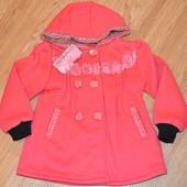 Пальто деми для девочки