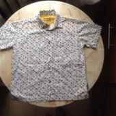 Рубашка на мальчика размер 146