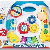 Стол музыкальный, игрушка, шт.арт.: K32702