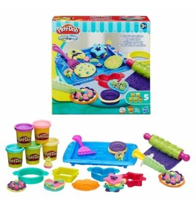 Play-doh магазинчик печенья от hasbro плей до фото №1