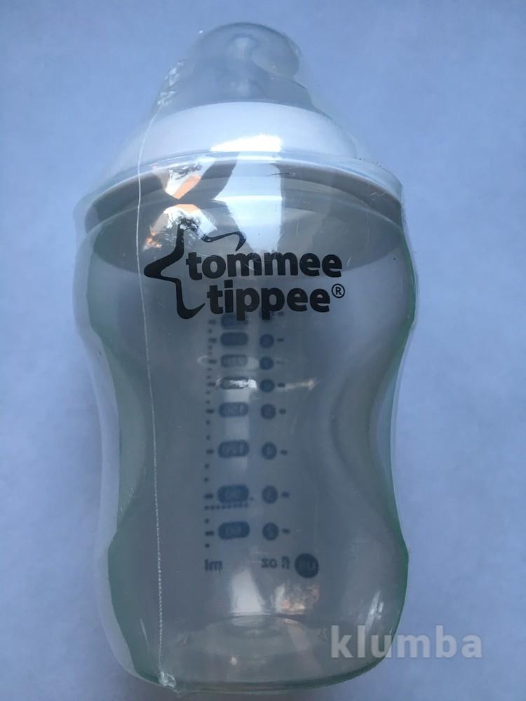 Бутылочка Tommee Tippee 260 мл фото №1