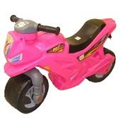 Мотоцикл Орион 2-х колесный Розовый