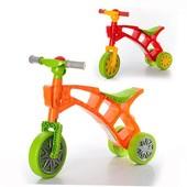 Ролоцикл-беговел для самых маленьких