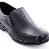 Туфли кожаные мужские Bastion 016