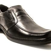 Туфли кожаные мужские Bastion 015