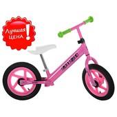 Беговел Профи M 3440А детский велобег надувные колеса Profi Kids