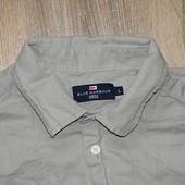 льняная рубашка Blue Harbour от M&S.