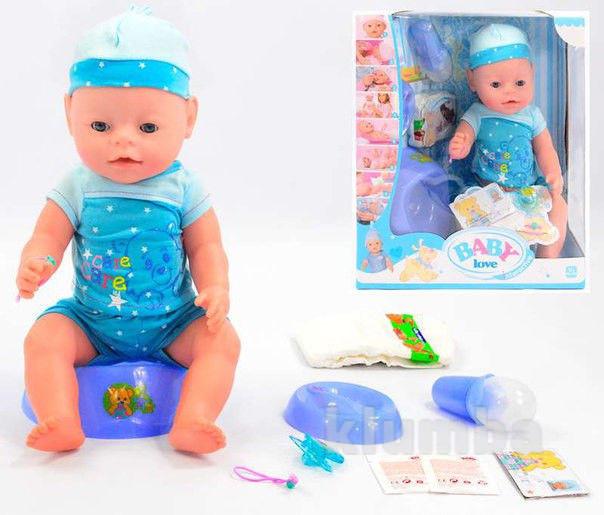 Кукла пупс baby born, беби борн.  беби бон, новинка фото №1
