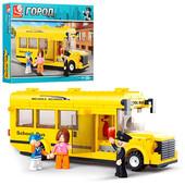 Конструктор Sluban M38-B0507 город, школьный автобус