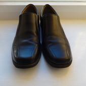 Туфли кожаные Сlarks cushion cell
